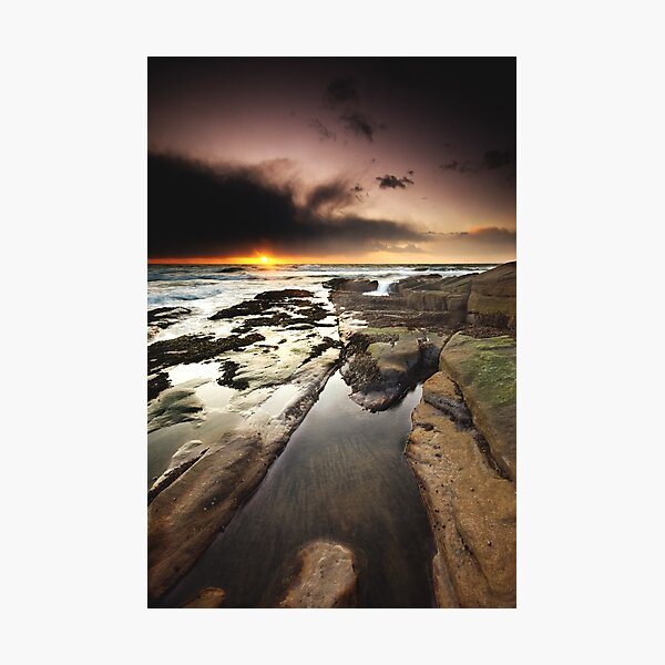 North Sea Photographic Print