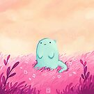 Meadow Mochi by raediocloud