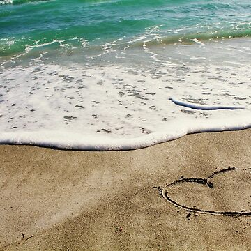 Hearts in The Sand by sunsetnurveins