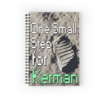 One Small Step for [a] Kerman... - KSP Spiral Notebook