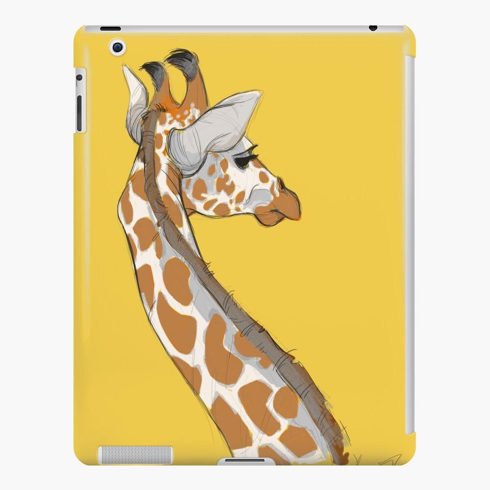 Giraffe iPad Case & Skin