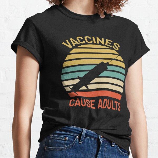 Vaccines Saves Lives Thanks Science I/'m Vaccinated Shirt Pro Vaccines Shirt Vaccinate Shirt Vintage Retro Pro Vaccine Nurse Funny Shirt