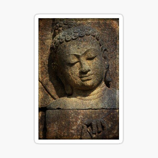 Siddhartha - The Last Temptation of Buddha Sticker