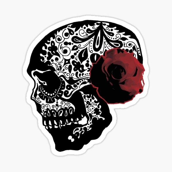 Spanish Maiden Sticker