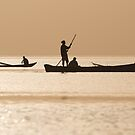 Marsh Arabs in Iraq by stephen foote