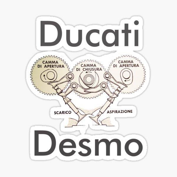 Ducati Desmo Sticker