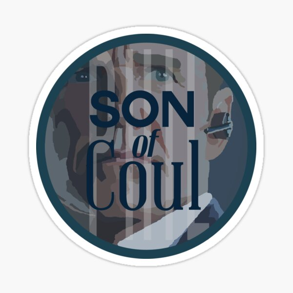 Son of Coul Sticker