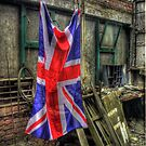 Workshop Patriotism by Chris Hardley
