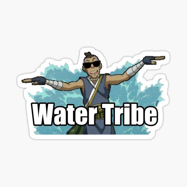 Water Tribe Sticker
