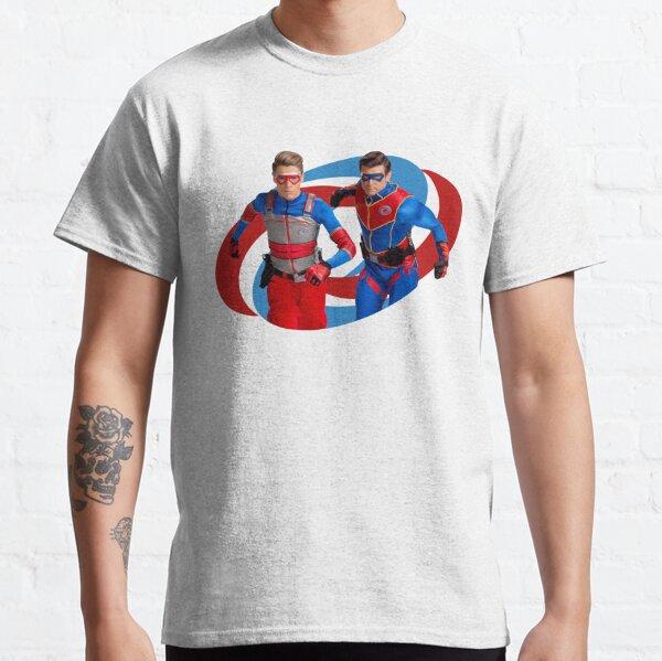 Henry Danger - Action Logo Classic T-Shirt