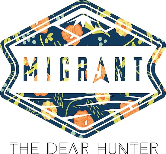 The Dear Hunter Migrant Floral by Dat Boi