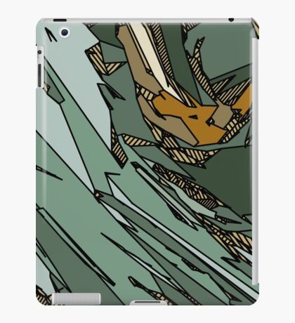Army Shatter iPad Case/Skin