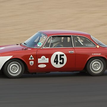Alfa Romeo 1750 GTV by WillieJackson