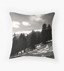 prince stone mountain  Throw Pillow
