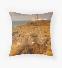 Ardnamurchan Point, Ardnamurchan, Highland, Scotland Throw Pillow