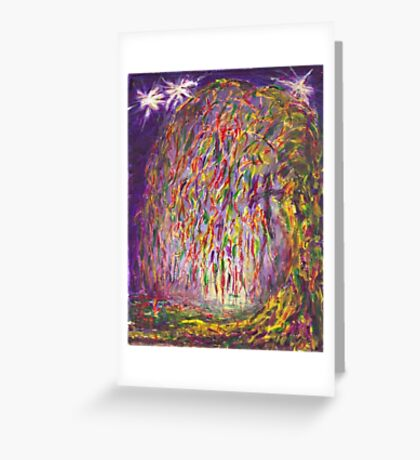Growing Love  Greeting Card