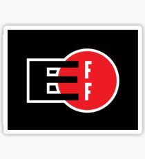 Electronic Frontier Foundation Sticker
