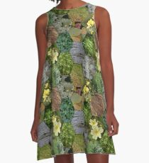 Glimpses of the Slieve Bloom 1 A-Line Dress