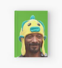 Snoop Doggy Dog Hat Hardcover Journal