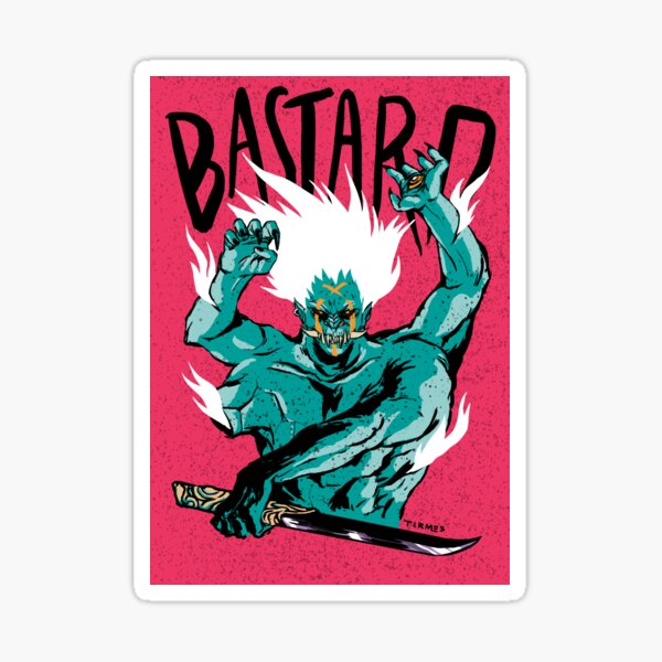 Bâtard Sticker
