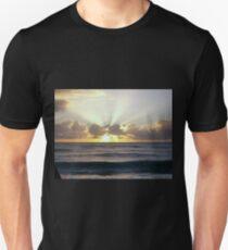 Sun Burst Unisex T-Shirt