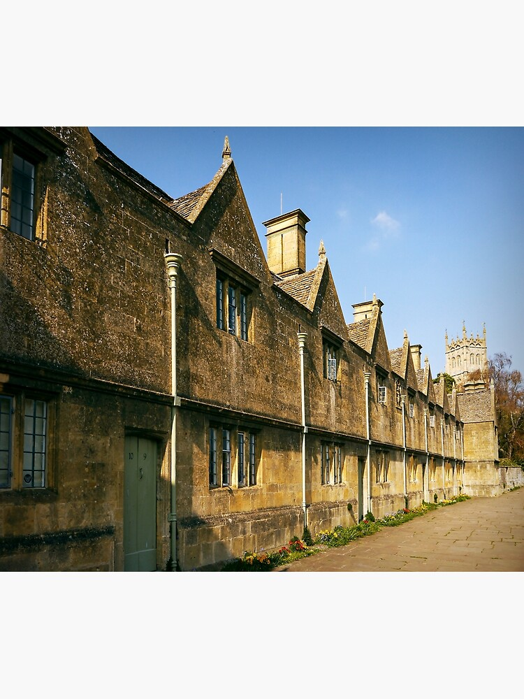 Cotswold Almshouses by ScenicViewPics