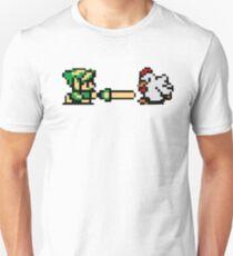 Z vs. C Unisex T-Shirt