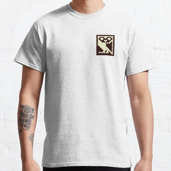 BBC Microcomputer owl logo Classic T-Shirt