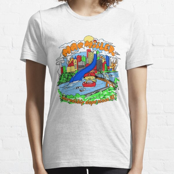 Rapper Spielplatz Essential T-Shirt