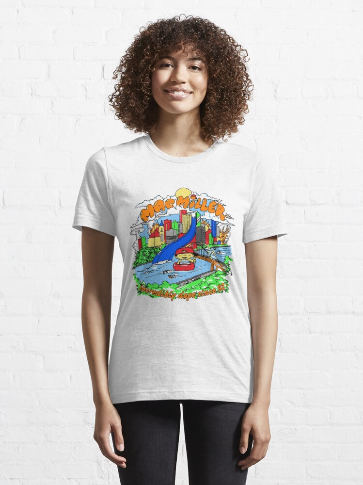 Alternate view of Rapper Play Ground Essential T-Shirt