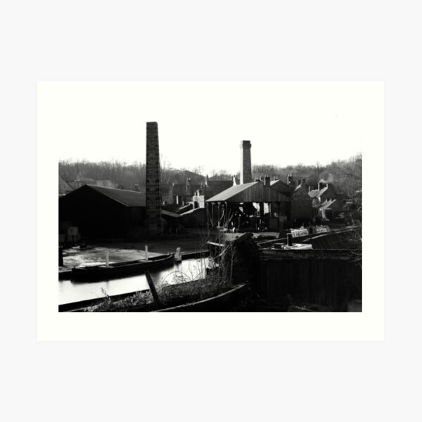 Mikhin Photography - Home of the Peaky Blinders Art Print