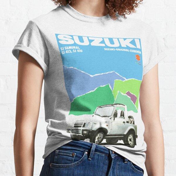 SUZUKI SJ 410 / 413 / SAMURAI / JIMNY Classic T-Shirt