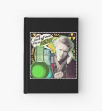 Popular Science: M. Curie (English) Hardcover Journal
