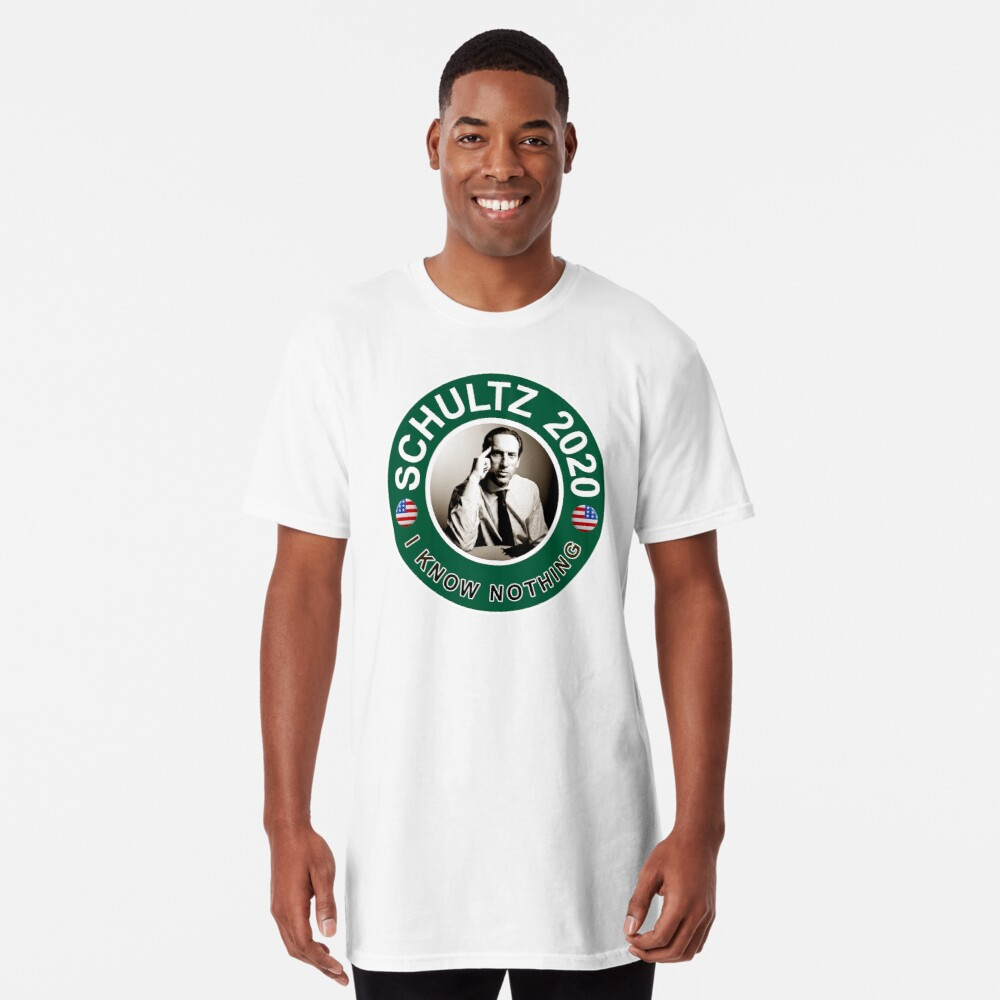 Schultz 2020 Long T-Shirt