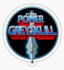 Greyskull Sticker