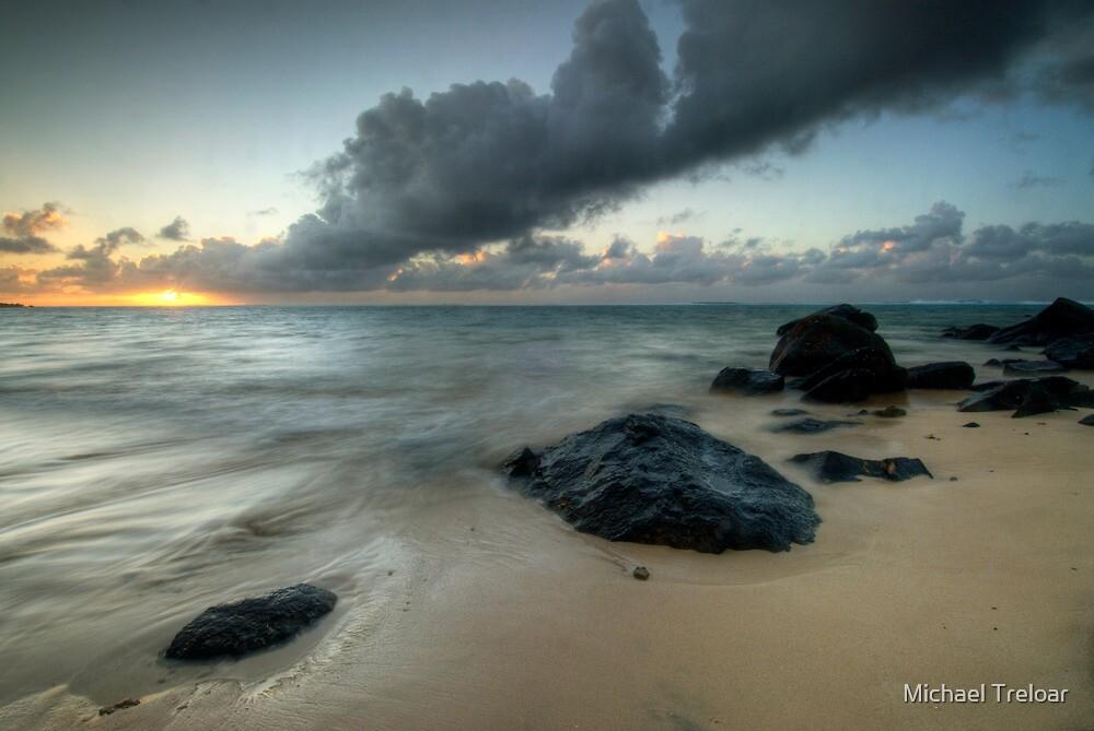 Rarotonga's Smoking Sun by Michael Treloar