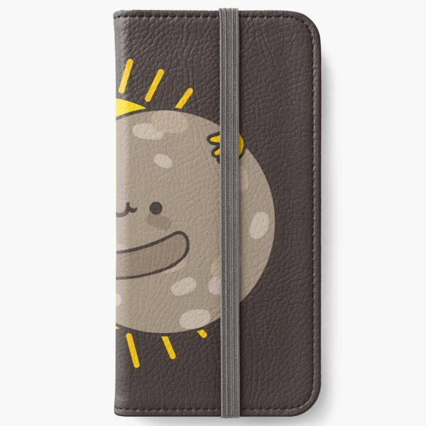 SOLAR ECLIPSE  iPhone Wallet