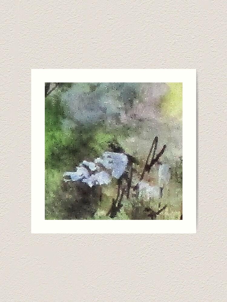 Alternate view of Digital Abstract No4. Art Print