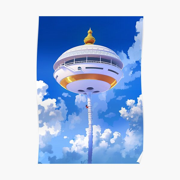 Korin Tower Poster