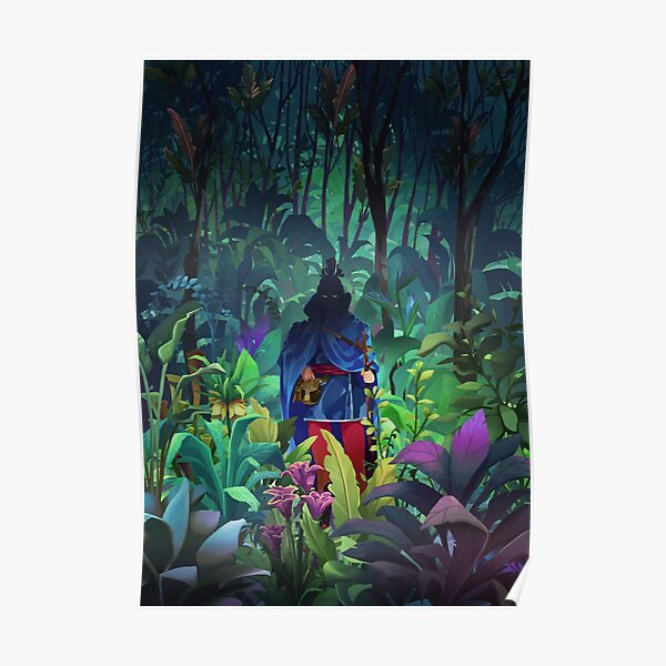 Forest of Liars : Senzu Poster