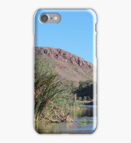 Ord River Bank iPhone Case/Skin