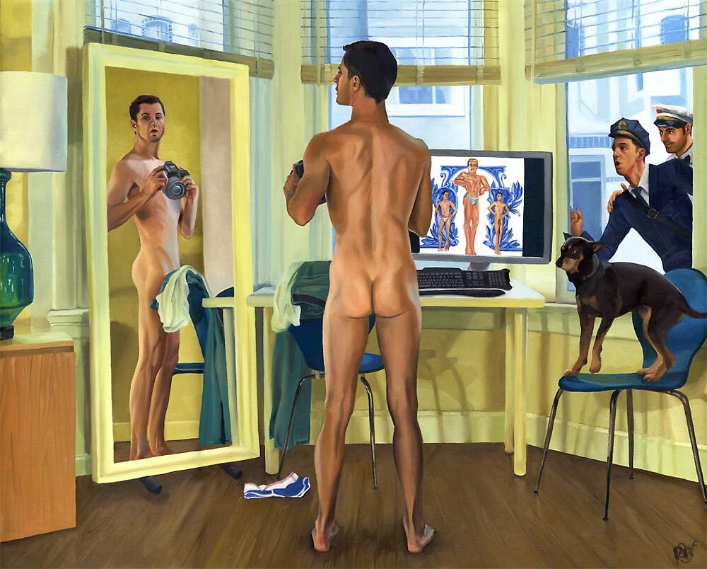 Self Reflection, Starring Jason Driskill by Paul Richmond