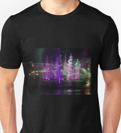 VIVID Darling Harbour Light Display T-Shirt