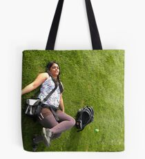 Spent Tote Bag