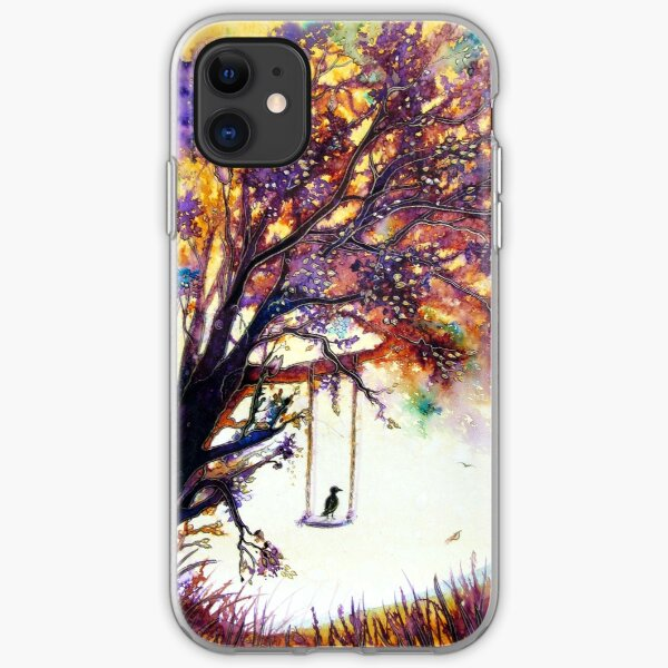 Tree Song iPhone Soft Case