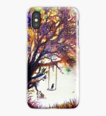 Tree Song iPhone Case