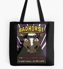 BAD HORSE Tote Bag
