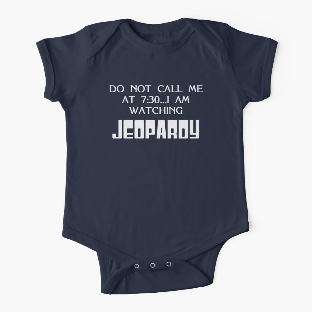 Jeopardy Baby One-Piece