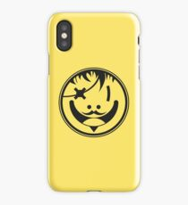 Pirate Sir Smiley iPhone Case/Skin