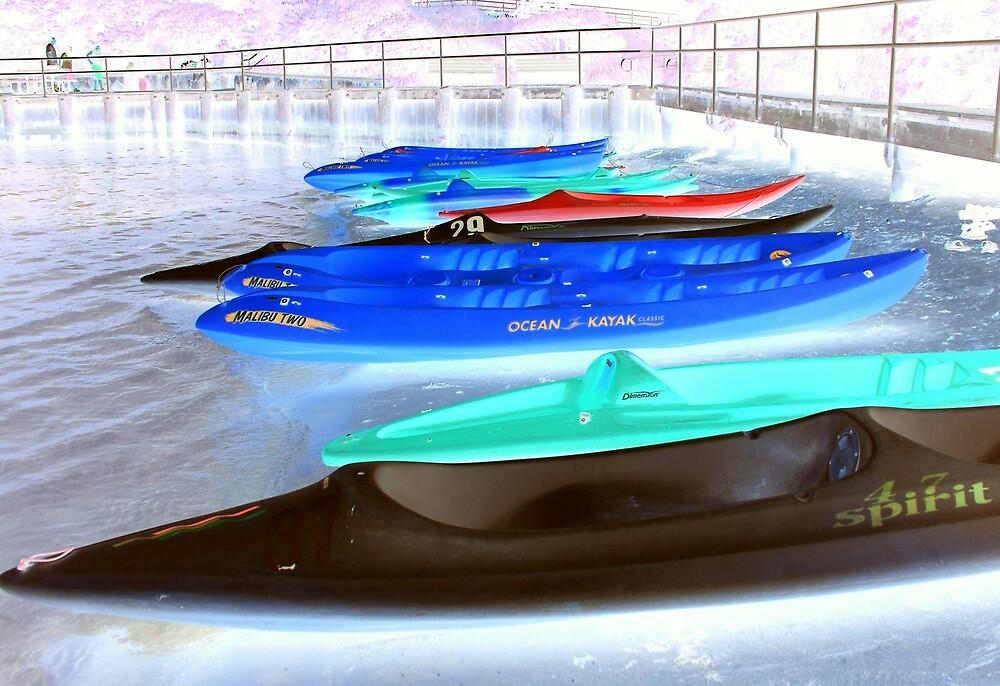 Kayak Spirit   by fiat777